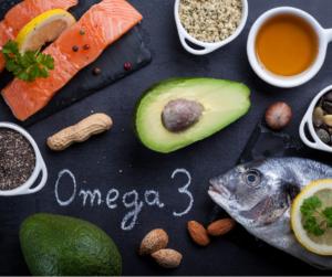 omega 3 allattamento
