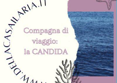 COMPAGNA DI VIAGGIO: LA CANDIDA
