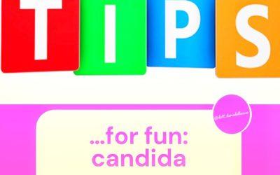 CANDIDOSI: TIPS FOR FUN!